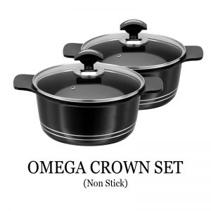 Omega Crown Set
