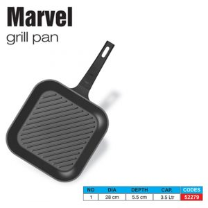 Marvel Grill Pan