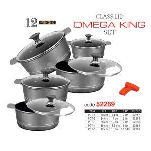 Omega King Set