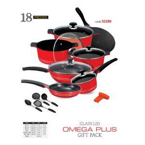 Omega Plus Gift Pack