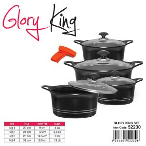 Glory King Set