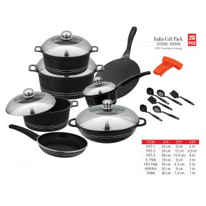 Sonex Die Cast Products Premium Eco Friendly Cookware In