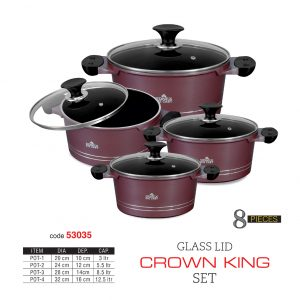 Crown King Set