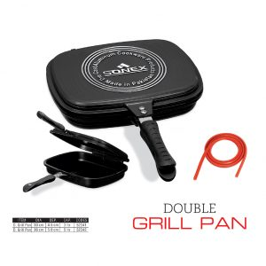 Double Grill Pan